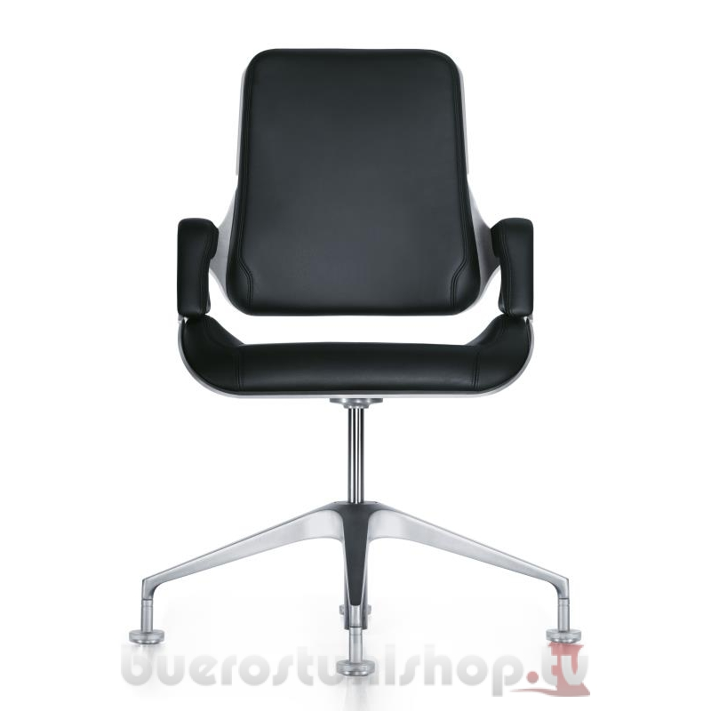 interstuhl konferenzstuhl silver 151s. Black Bedroom Furniture Sets. Home Design Ideas