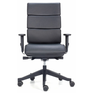 CHAIRTOX CHAiRMany 7 Black Edition Leder Design Sessel