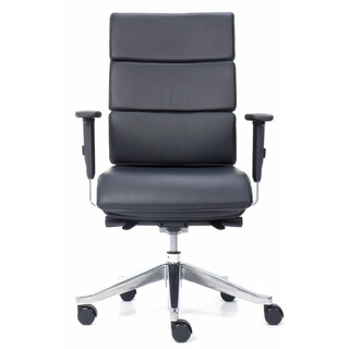 CHAIRTOX CHAiRMany 7 Chrom Edition Leder Design Sessel
