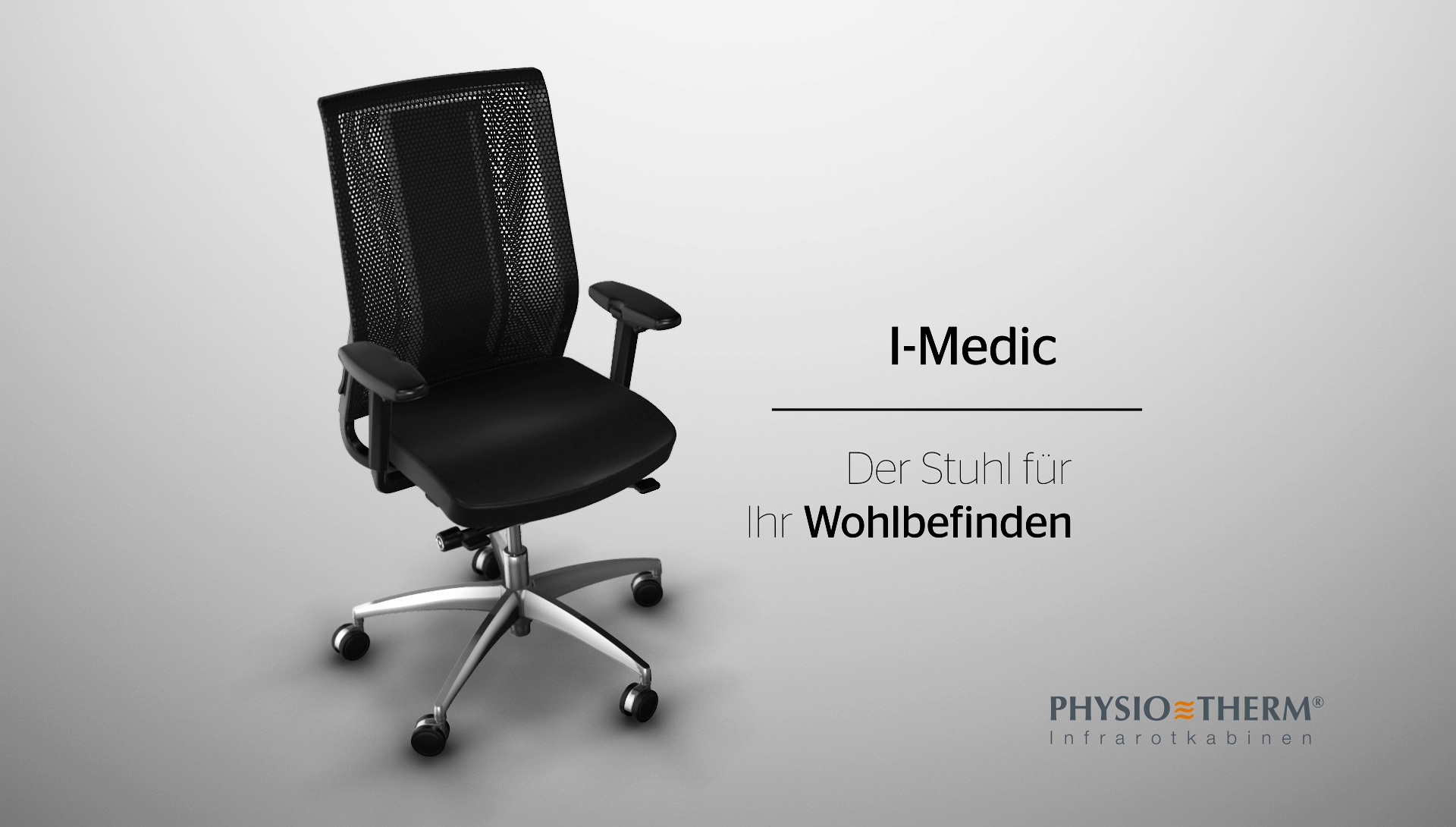 Wagner Burostuhl Imedic 10 Powered By Physiotherm 1 595 00