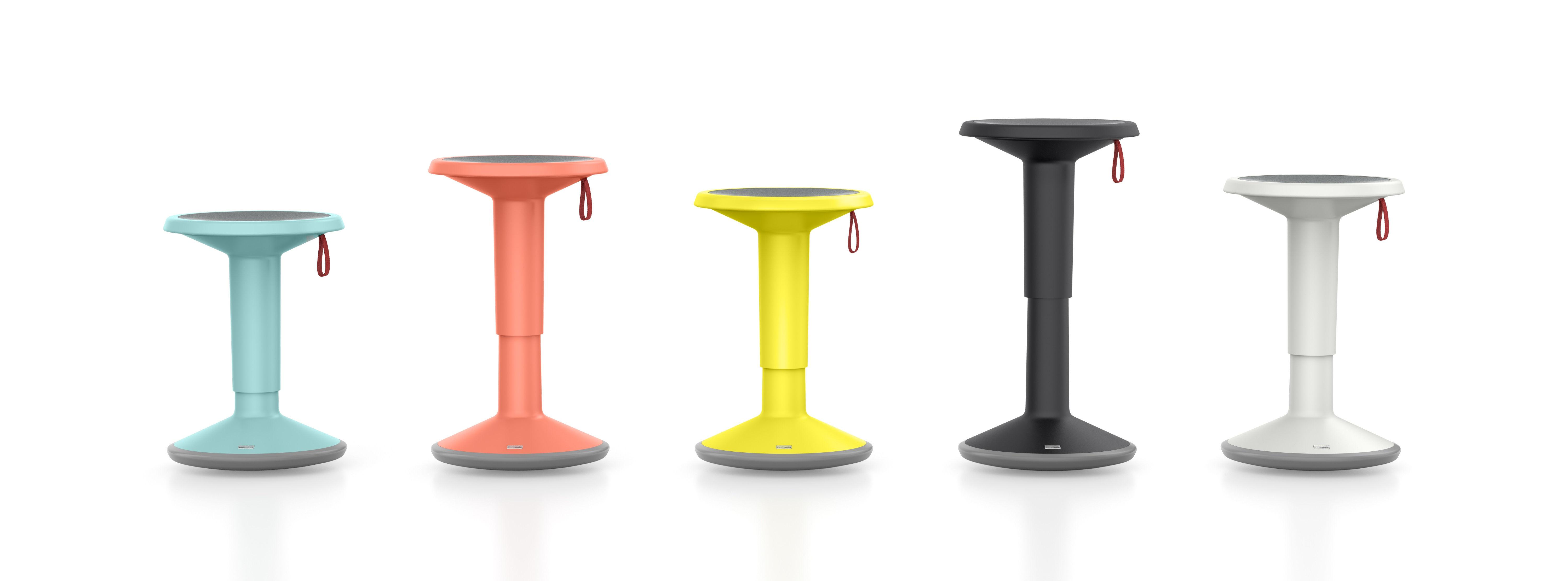 Schreibtisch hocker ergonomisch  Interstuhl UPIS1 - Der Hocker für aktives Sitzen